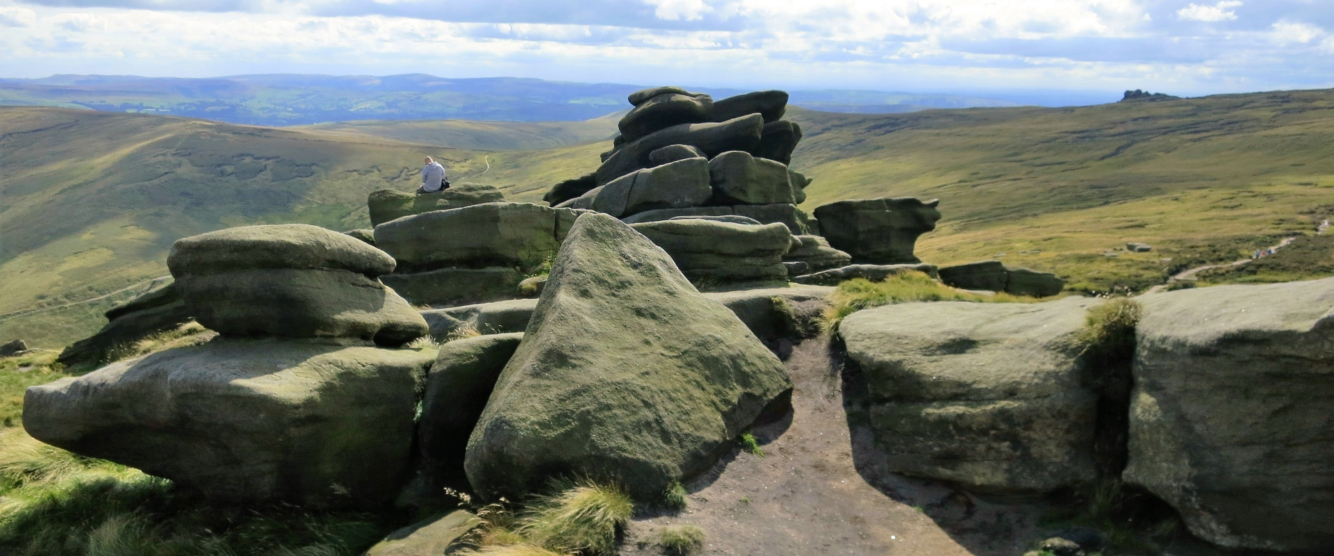 Kinder Scout & Mam Tor Walking Weekend