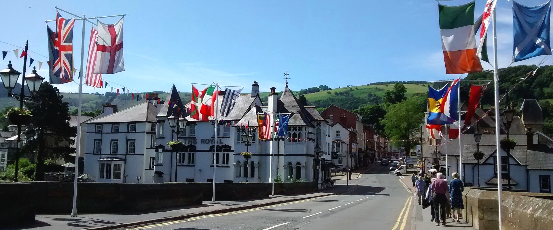 Llangollen Walking Weekend