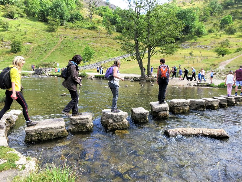 Dovedale walking weekend