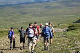 Yorkshire Three Peaks Challenge Walk