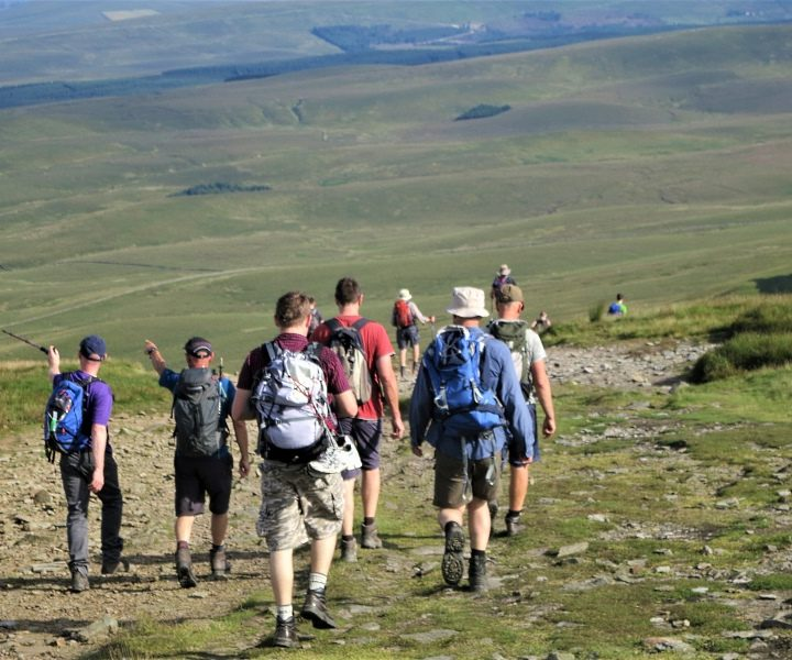 Yorkshire Three Peaks Challenge Walk