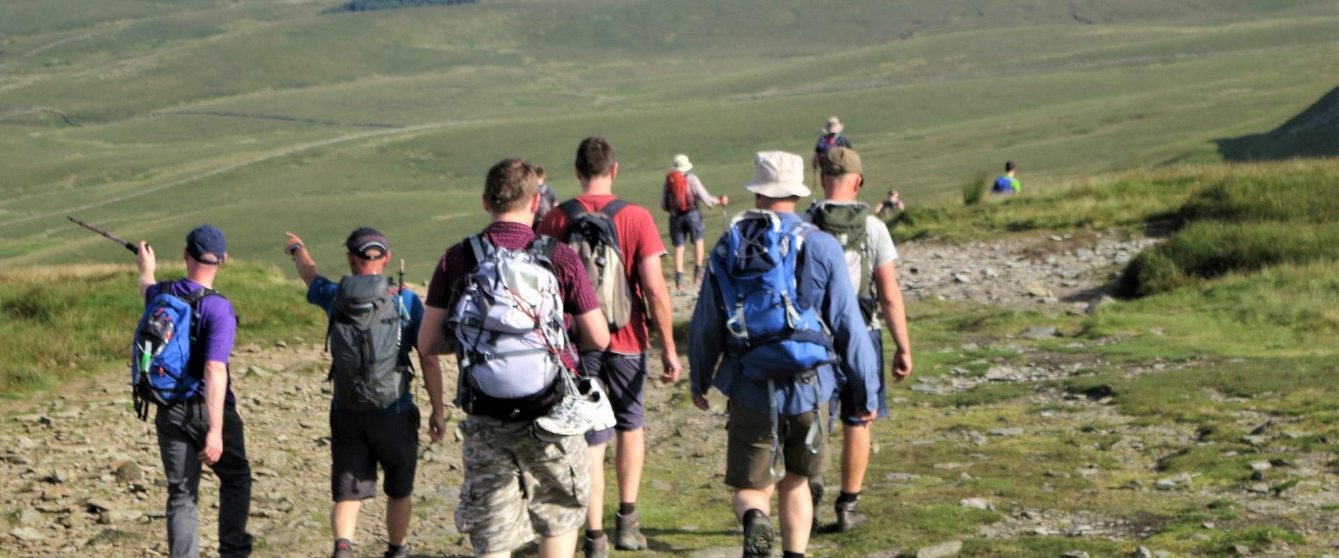 Yorkshire 3 Peaks Challenge Walk