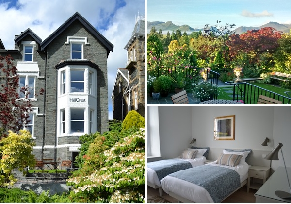 HillCrest22 Guest House, Keswick, Cumbria
