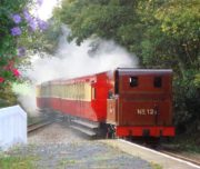 Isle of Man Manx Steam Railway