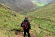 Lake District Bowfell walk