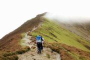 Lake District Coledale Horseshoe walk