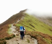 Lake District Coledale Horseshoe walk