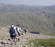Lake District Great Gable walk