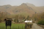 Lake District Langdale Pikes walk