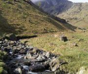 Lake District St Sunday Crag walk
