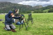 Rifle shooting Lake District
