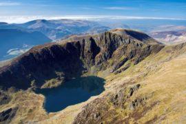 Wales Snowdonia Cadair Idris