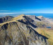 Wales Cadair Idris walk