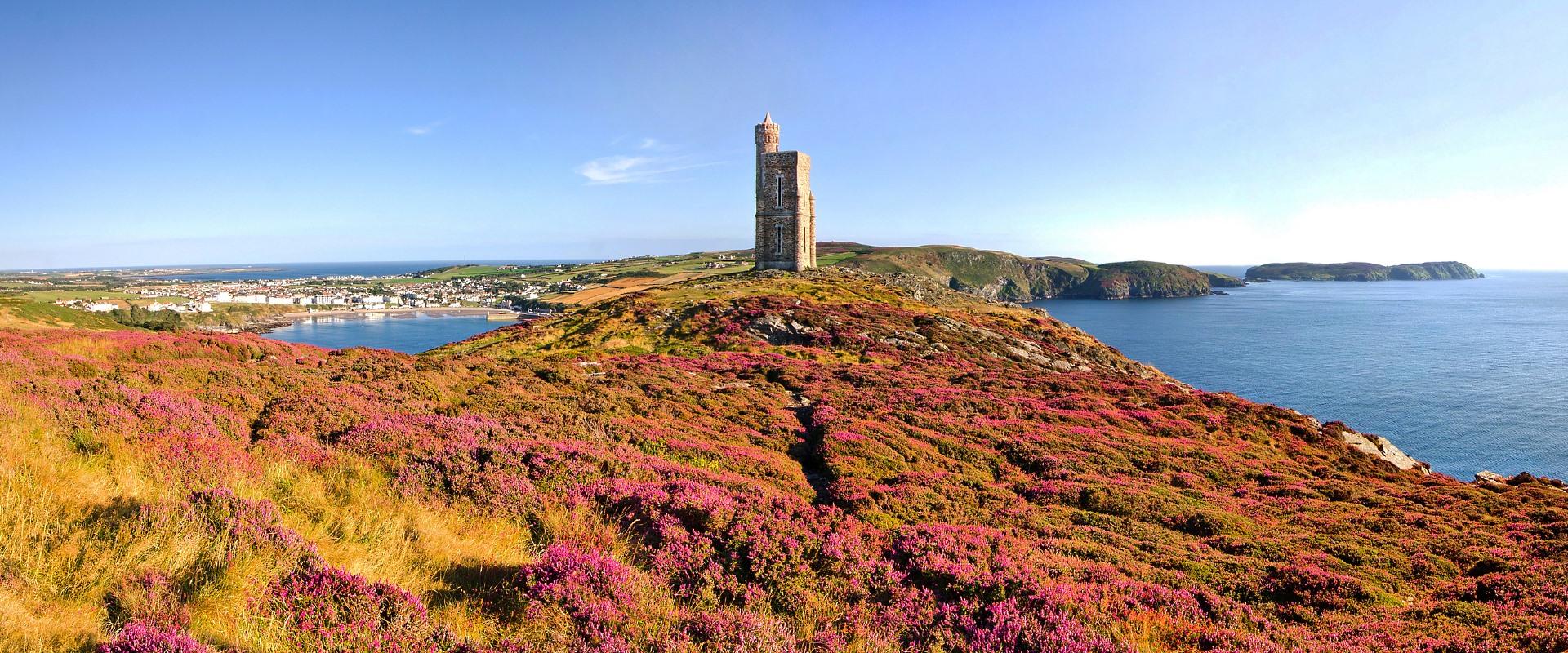 Isle Of Man Walking Holiday
