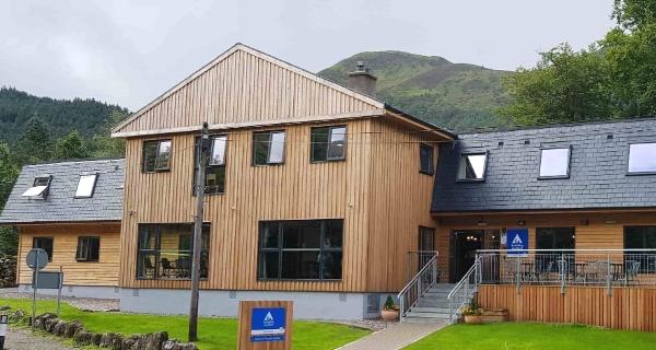 Glen Nevis Hostel, Scotland