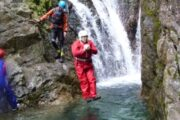 Lake District Canyoning