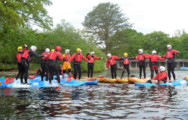 Lake District Kayaking