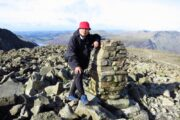 Lake District Scafell Pike walk