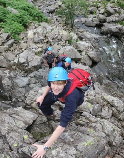 Lake District Scramble Jacks Rake