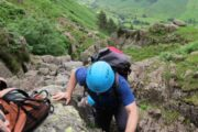 Lake District Scramble Jacks Rake