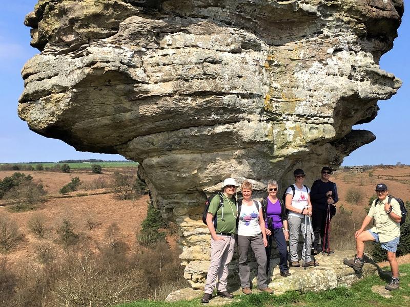 North York Moors walking holiday
