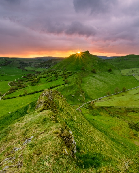 Peak District Chrome Hill