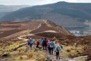 Peak District Derwent Edge walk