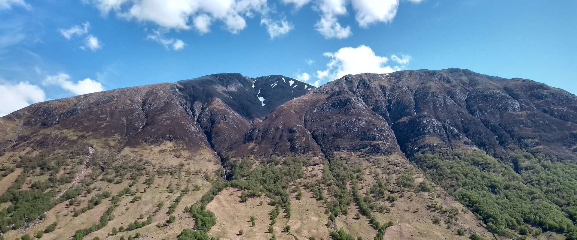 Ben Nevis Scottish Highlands Walking Holiday