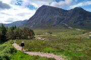 Scotland Glencoe WHW walk