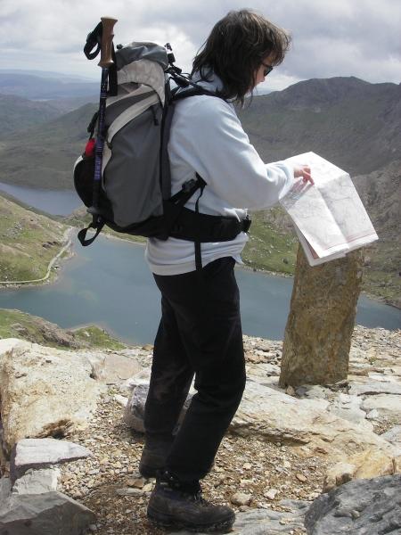 Wales Snowdon Pyg walk
