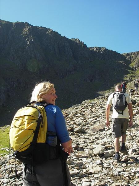 Wales Snowdon Pyg