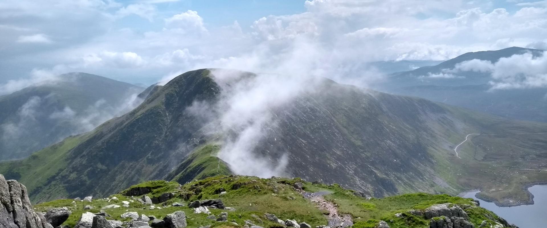 Peaks of Carneddau & Moel Siabod