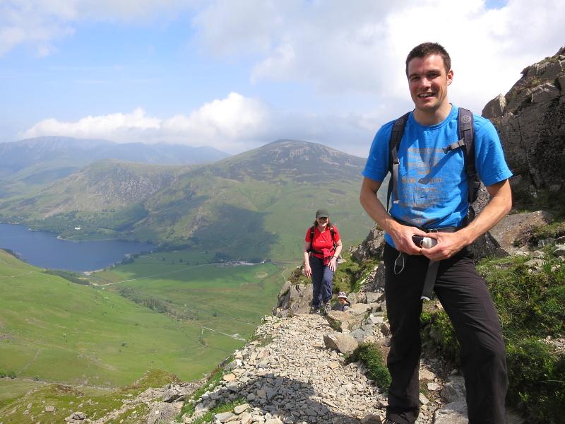 Lake District Haystacks walk