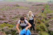 Peak District walks on The Roaches