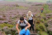 Peak District walks on The Roaches